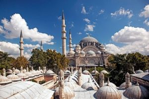 Istanbul Mosques