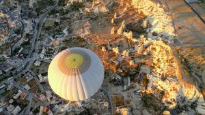 turkey balloon tours