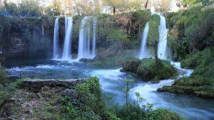 antalya waterfalls