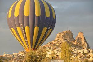 hot air ballooning cappadocia turkey