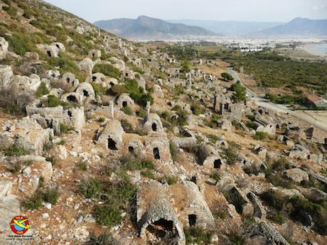Anemurium Antic City
